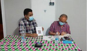 Presentación del libro Regreso al Sahara